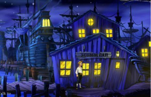 The Secret Of Monkey Island- Special Edition